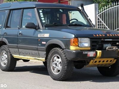 second-hand Land Rover Discovery OFF ROAD Autoutilitara, 2.5 TD (Diesel)