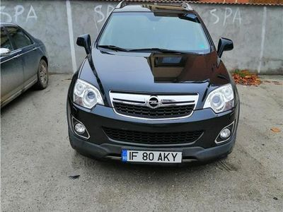 second-hand Opel Antara