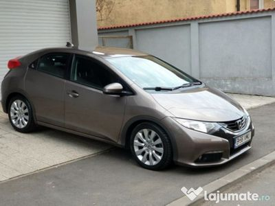 second-hand Honda Civic 2014 Euro 5 1.60 DIESEL 120 CP