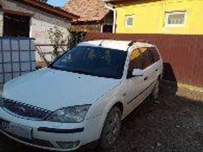 second-hand Ford Mondeo MK3