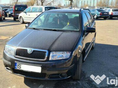 second-hand Skoda Fabia 2006 euro 4 1.4 Benzina