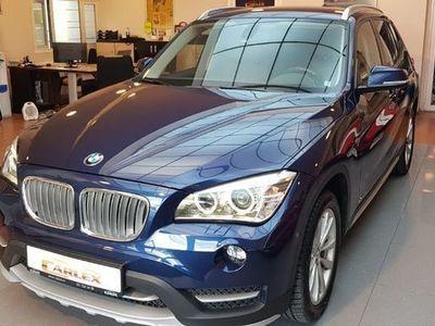second-hand BMW X1 din 2014
