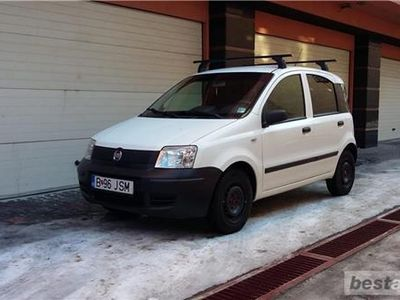 second-hand Fiat Panda 2008, 38.000 km, euro 4