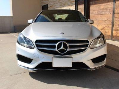 second-hand Mercedes E350 2016