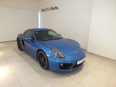 used Porsche Cayman S 981