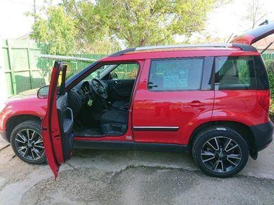 second-hand Skoda Yeti Skoda Yeti - SUV