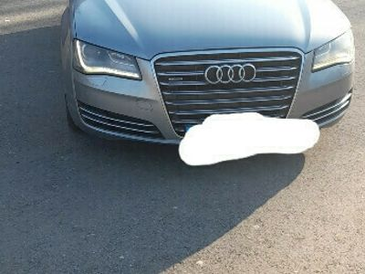 second-hand Audi A8L 2013 full optional