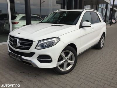 second-hand Mercedes GLE250 GLE