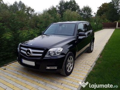 second-hand Mercedes GLK220 CDI