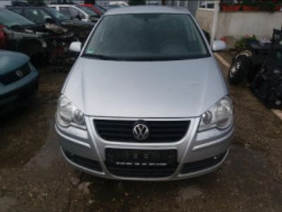 second-hand VW Polo 1.4 TDI 2008 aer conditionat