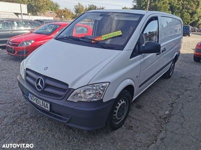 second-hand Mercedes Vito 2.2 diesel CDI-2011-Euro 5-Finantare