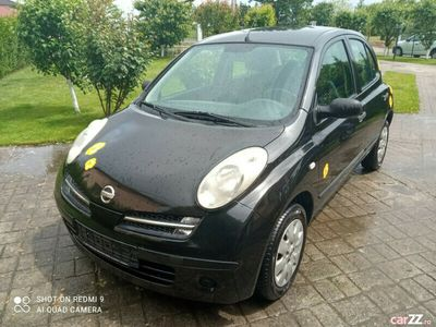 second-hand Nissan Micra 2005