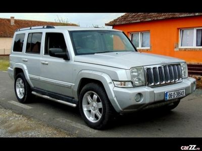 second-hand Jeep Commander 4x4