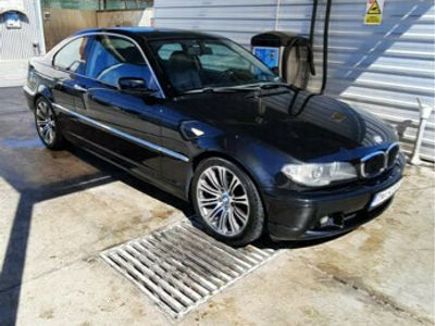second-hand BMW 320 E46 coupe
