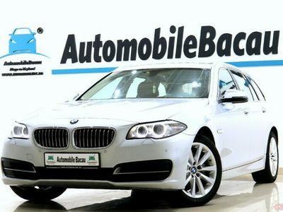 second-hand BMW 520 d xdrive 190cp automata 8+1 2015 euro 6