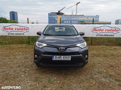 second-hand Toyota RAV4 2.0