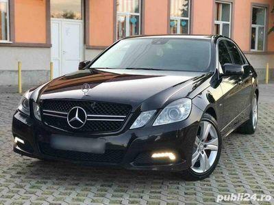 second-hand Mercedes E250 Clasa E