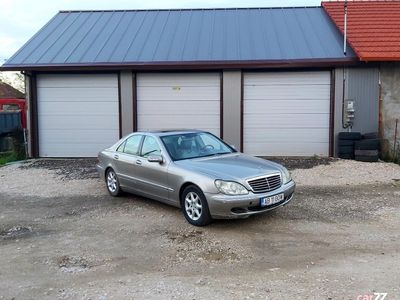 second-hand Mercedes S320 Cdi 2004 Euro4 Long Extra Full