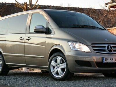 second-hand Mercedes Viano / Vito EURO 5 - an 2012, 2.2 Cdi (Diesel)