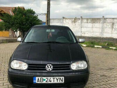 second-hand VW Golf IV 1.6 16 v