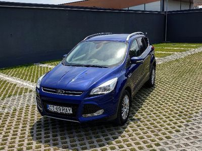 second-hand Ford Kuga 2014, 2.0 TDCi, 4x4 awd, 163 CP, automata