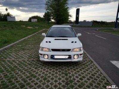 second-hand Subaru Impreza wrx gc8