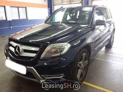 second-hand Mercedes GLK220 din 2014