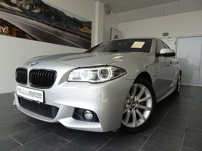 second-hand BMW 520 d xDrive M Sport Edition