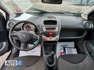 second-hand Toyota Aygo berlina benzin euro4