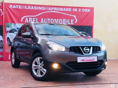 second-hand Nissan Qashqai 1.5 DCI AN 2012 Adus Azi pe roti acte la zi E
