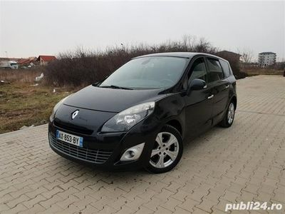 second-hand Renault Grand Scénic an 2010,1.9 dci,130 cp