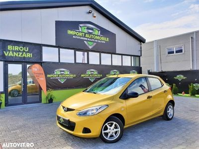 second-hand Mazda 2 autoturisme verificate tehnic/garantie / livrare