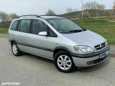 second-hand Opel Zafira