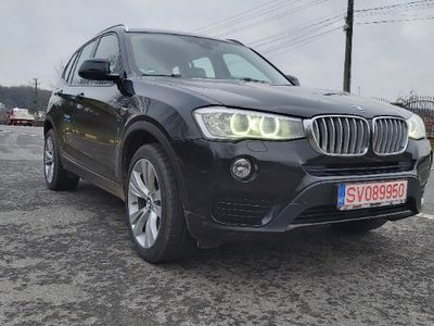 second-hand BMW X3 3,0 d