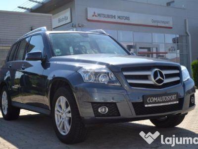 second-hand Mercedes GLK220