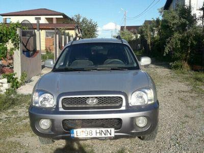 second-hand Hyundai Santa Fe crdi 2004