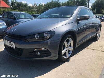 second-hand VW Scirocco 1.4