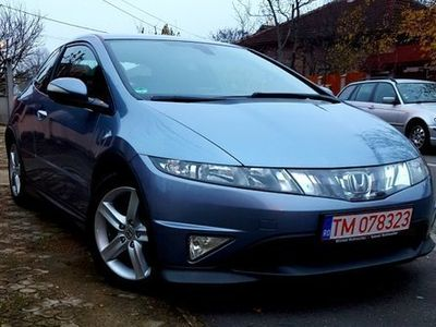 second-hand Honda Civic Type S coupe an 2008