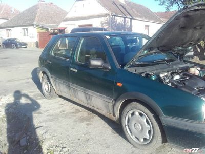 second-hand VW Golf III tdi