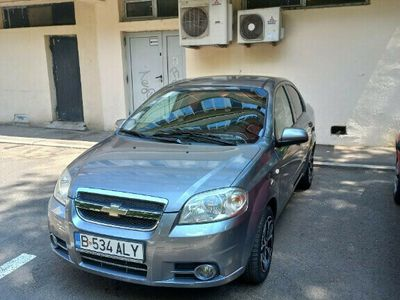 second-hand Chevrolet Aveo 1.4 16v