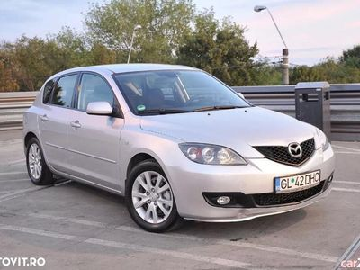 second-hand Mazda 3 facelift 2006