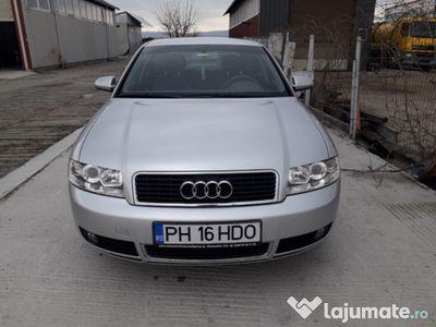 second-hand Audi A4 (8e2, b6) 1.6 benzina + gaz
