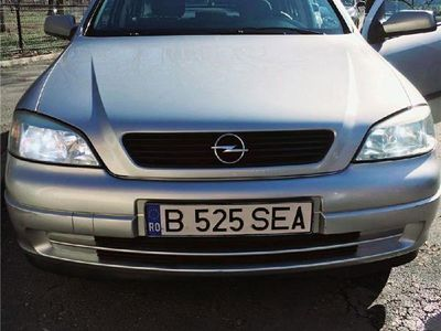 second-hand Opel Astra 16 16v 2003 tehnic-estitic impecabila