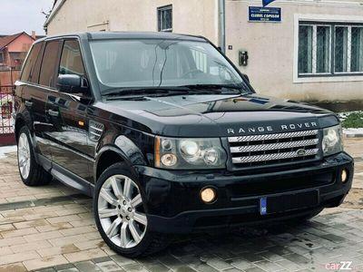 second-hand Land Rover Range Rover Sport - an 2008, 3.6 HSE (Diesel)