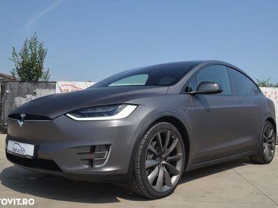 second-hand Tesla Model X 90D