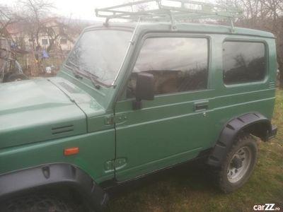 second-hand Suzuki Samurai sj413