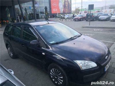 second-hand Ford Focus MK2