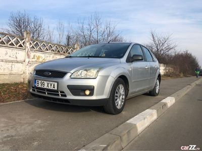second-hand Ford Focus Ghia