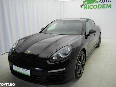 second-hand Porsche Panamera Diesel