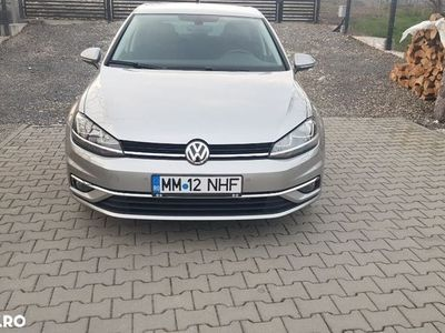 second-hand VW Golf VII 1.4 tsi 125 cp dsg
